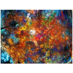 Fractale 2 - Corail Rouge