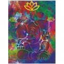 Fractal  14 - Ganesha