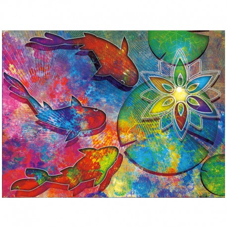Fractale 15 - Alchimie Spirituelle