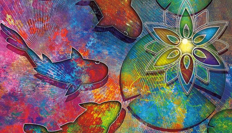 Fractale 15- Alchimie spirituelle